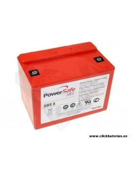 Batería Powersafe SBS-8