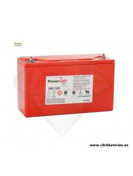 Batería Powersafe SBS-30