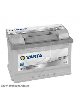 Batería de coche Varta E44 Silver Dynamic 77 Ah