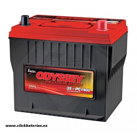 Batería de coche Odyssey PC1400