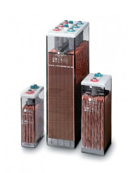 Batería BAE (OPzS) 9 PVS 1350