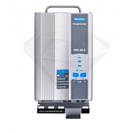 Midtronics Cargador de baterías Serie ChargeXpress PRO CX PRO 50-2