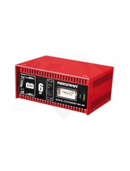 Cargador Batería ABSSAR 6Amp 6-12V