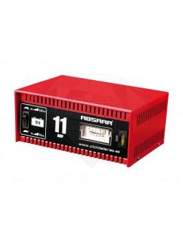Cargador Absaar 11Amp 12V N/E AmpM