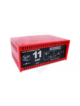 Cargador de baterías Absaar 11Amp Auto
