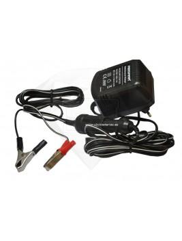 Cargador Mantenedor de baterías ABCM07