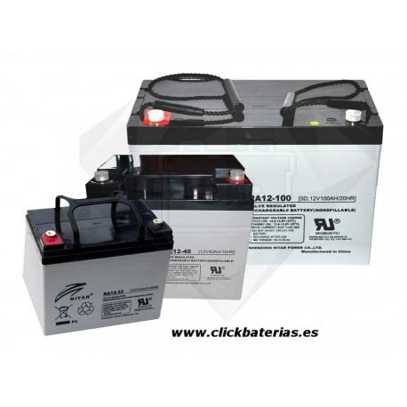 Batería Ritar RA12-134