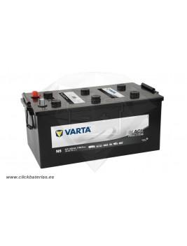 Batería de camión y vehiculo industrial Varta Promotive Black N5 220 Ah