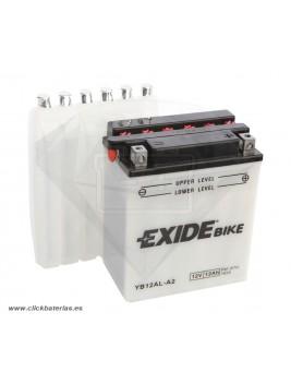 Batería de moto Exide Conventional YB12AL-A2