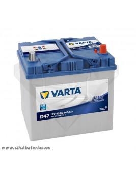 Batería de coche Varta D47 Blue Dynamic 60 Ah