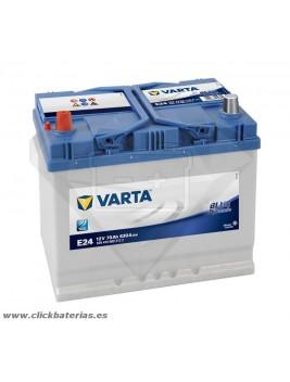 Batería de coche Varta E24 Blue Dynamic 70 Ah