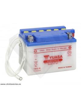 Batería de moto YUASA YB4L-B